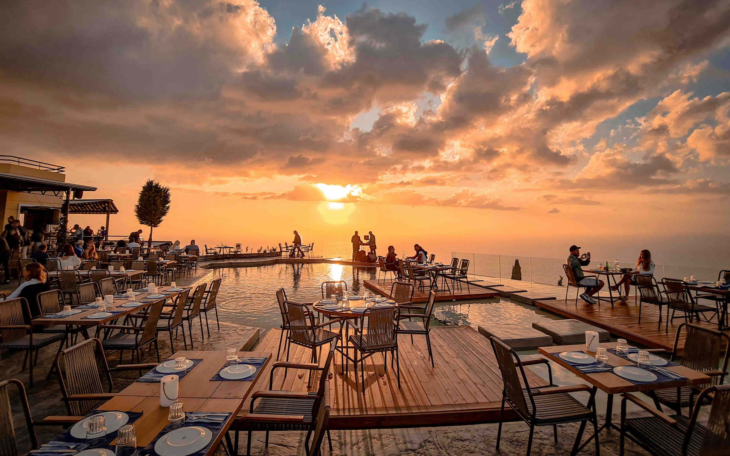Amente restaurant Lefkada